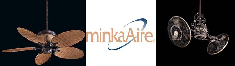"""Minka Aire Contemporary Indoor Fans"""