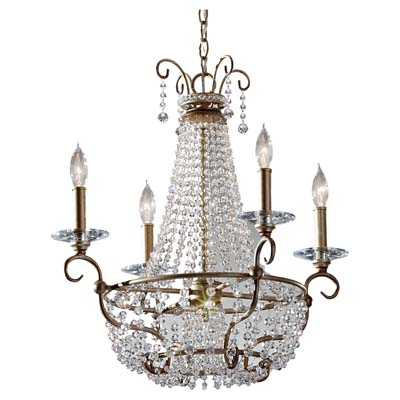 Crystal type beautiful chandeliers