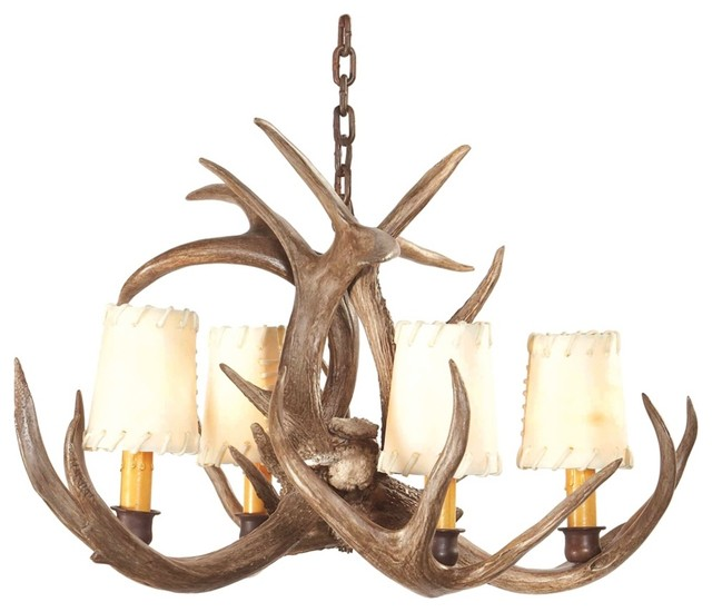 Antler variants chandeliers