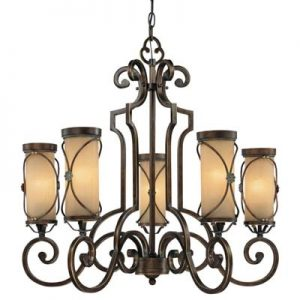 Atterbury 8 Light Chandelier