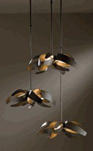 Hubbardton Forge chandeliers